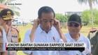 Jokowi Bantah Gunakan Earpiece Saat Debat