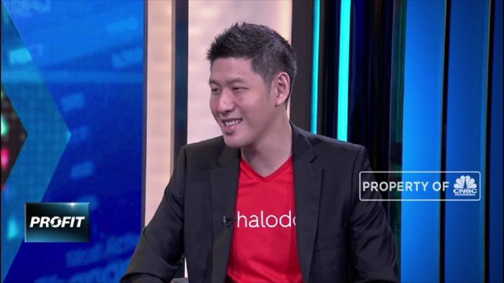 Ini Sumber Keuntungan Halodoc.id (CNBC Indonesia TV)