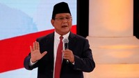 Kibas-kibas Jas, Tanda Prabowo Ragu dengan Jawaban Unicorn