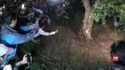 VIDEO: Ledakan di Parkit Senayan Sebabkan Lubang 15 Senti