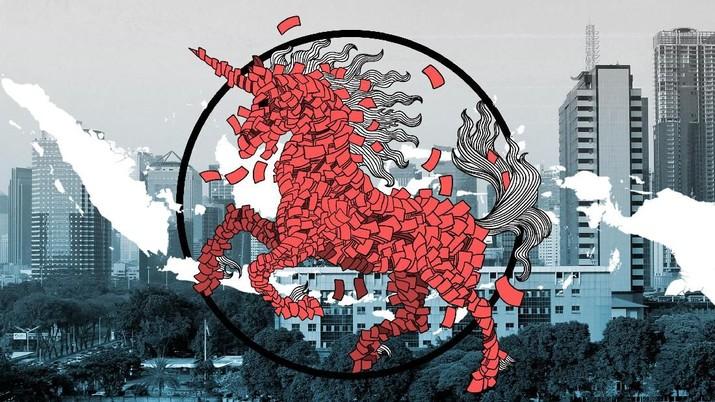 Para unicorn tanah air sedang gencar mencari dan mempertahankan investor untuk mendukung strategi bakar uang.