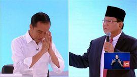 VIDEO: Momen Prabowo Enggan Diadu Domba dengan Jokowi