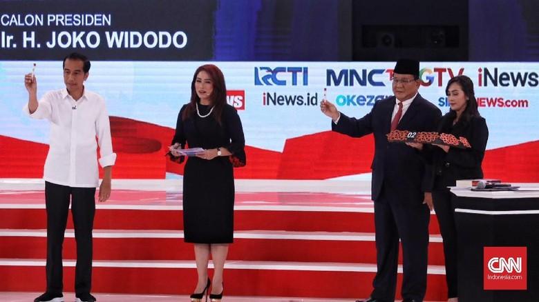 Respons Fadli Zon, KPU Tetap Pakai Panelis di Debat Ketiga