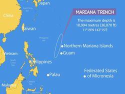 Begini Misteri dan Fakta Palung Mariana