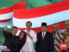 Sentilan Jokowi soal Lahan Picu Sentimen Negatif ke Prabowo