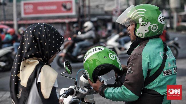 Gojek Lanjutkan Uji Coba Tarif Baru di Lima Kota