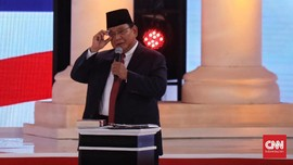 Pengamat Nilai Prabowo Bingung Sendiri dengan Narasi Besarnya