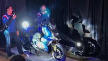 BMW Motorrad Indonesia Rilis Skutik Lebih Mahal dari Avanza