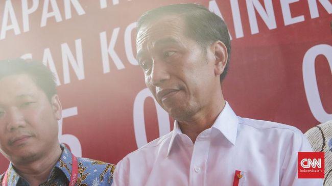 Jokowi Prioritaskan Ekspor Industri Makanan dan Minuman