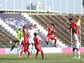 Timnas Indonesia U-22 Imbang, Indra Tolak Salahkan Lapangan
