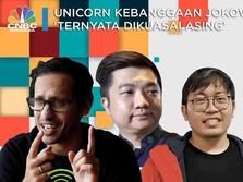 Video: Unicorn Kebanggaan Jokowi 'Ternyata Dikuasai Asing'