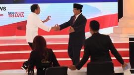 Bahasa Tubuh Jokowi dan Prabowo di Debat Kedua Pilpres