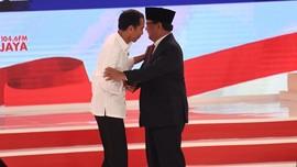 Debat Kedua, LSM Sebut Jokowi Paparkan LPJ dan Prabowo Orasi