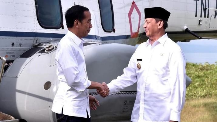 Jokowi dan Produk RI yang 'Jajah' 100 Negara