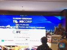 Trans Corpora Dapat Pinjaman Rp 3,85 T dari IFC