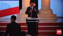 Prabowo Sebut Pendukungnya di Medan Tampang Tak Berduit