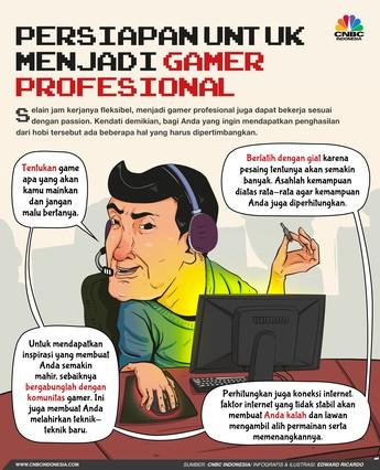 Langkah-Langkah untuk Jadi Gamer Tajir