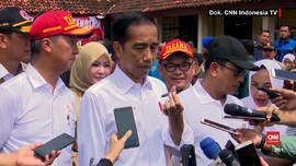 VIDEO: Jokowi Bantah Gunakan Alat Bantu Saat Debat