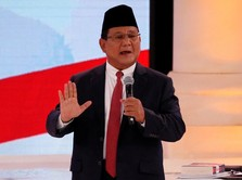 Prabowo: Korupsi Sudah Parah, Stadium Empat!