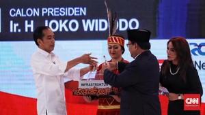 Kegagapan Prabowo dan Kesalahan di Debat 2014 yang Terulang