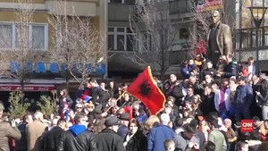 VIDEO: Kosovo Rayakan Kemerdekaan, Serbia Suarakan Penolakan