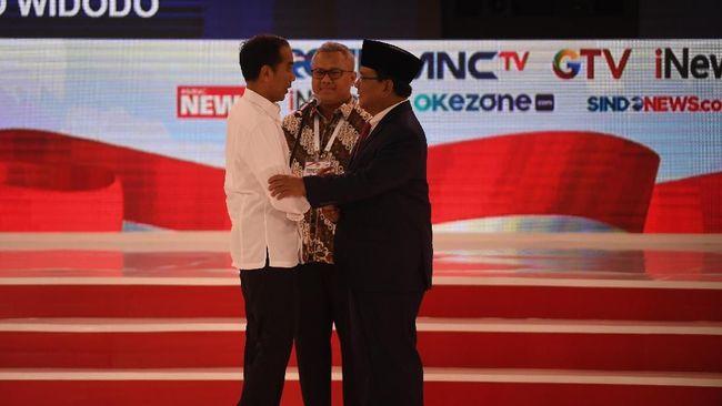 Bau Tambang dan Tema Haram Jokowi-Prabowo di Debat Kedua