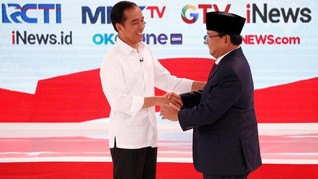 Komitmen Jokowi-Prabowo soal Masalah Pesisir Dipertanyakan
