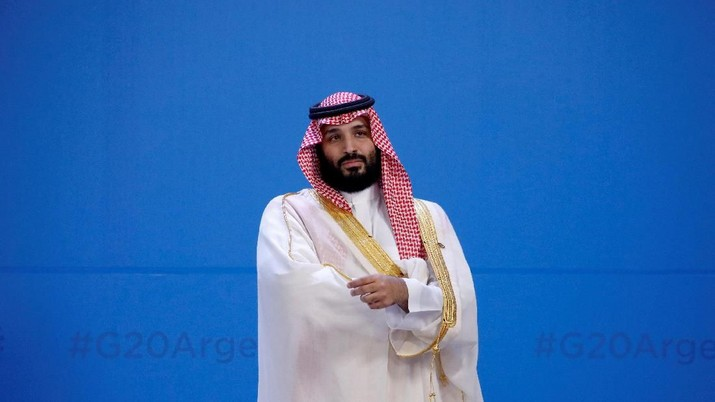 Risiko Geopolitik, Fitch Pangkas Rating Arab Saudi