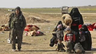 Kejiwaan Ribuan Anak Pengikut ISIS Diperkirakan Terganggu