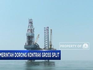 Pemerintah Dorong Kontrak Gross Split