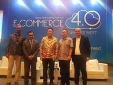 E-Commerce RI Tumbuh Pesat, Tapi Kalah Dari China & Singapura