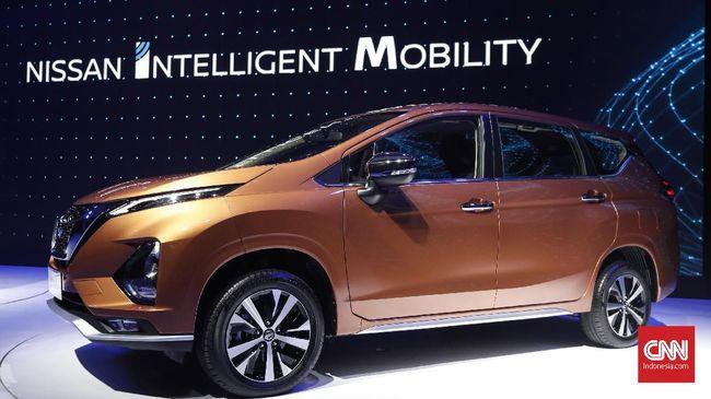 Ogah 'Kembar', Nissan Hati-hati Kembangkan Livina Baru