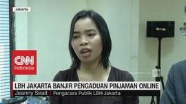 LBH Jakarta Banjir Pengaduan Pinjaman Online