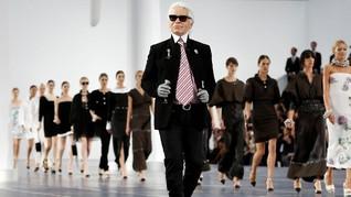 Karl Lagerfeld, Si Ponytail Jerman yang Jadi Legenda Couture