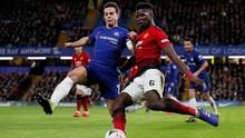 8 Fakta Ciamik Usai Man United Kalahkan Chelsea di Piala FA