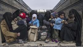 Kemlu Tidak Punya Data WNI Pengikut ISIS Mengungsi di Suriah