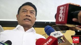 Moeldoko: Pertemuan Jokowi-Prabowo Bukan Agenda Prioritas