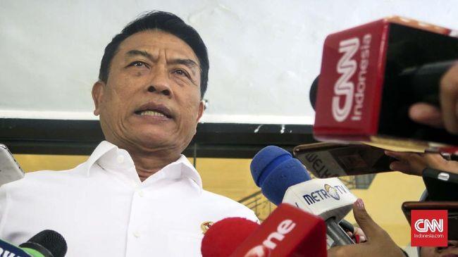 Moeldoko Puji SBY: Pemilu Bukan untuk Sekelompok Golongan