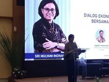 Jadi Ibu Sri Mulyani, 2018 Kemarin Indonesia Krisis?