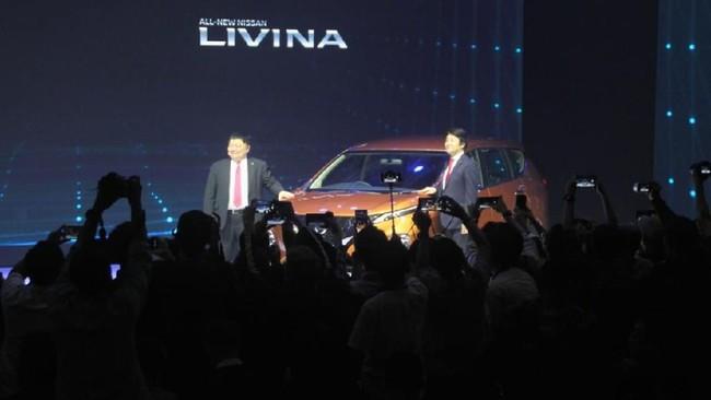 Diluncurkan, Harga 'All New' Nissan Livina Mulai Rp198,8 Juta