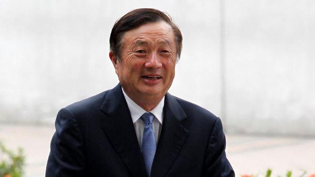 CEO Huawei Sebut AS Tak Bisa Hancurkan Perusahaannya