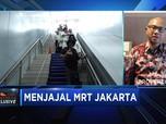 Ayoo...! Naik Kereta MRT Jakarta Gratis