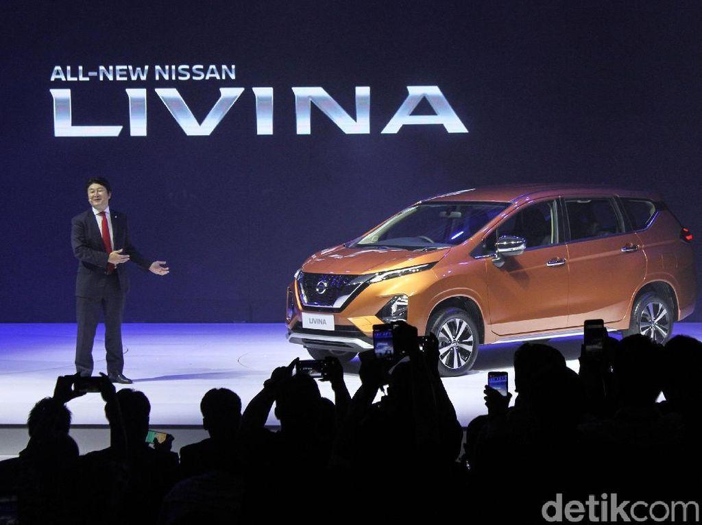Nissan: Livina Bukan Lawan Avanza-Xenia