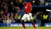 Paul Pogba mengungkapkan keinginan bermain di Real Madrid lantaran faktor kebesaran nama klub dan keberadaan Zinedine Zidane. (Action Images via Reuters/John Sibley)