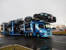 Permintaan Lesu, Produksi Mobil Inggris Anjlok 18% di Januari