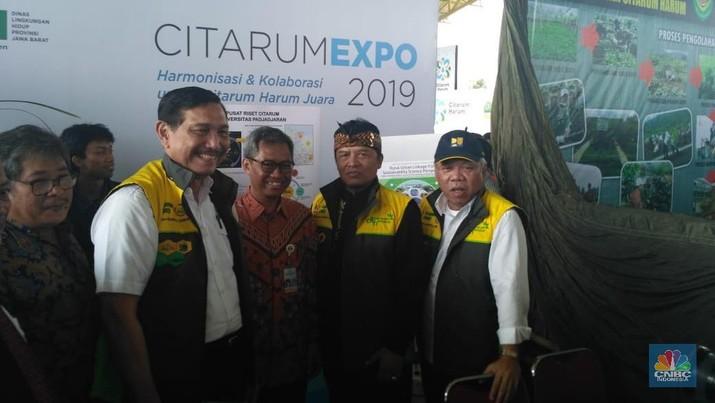 Kisah Luhut Pernah Kelola Ratusan Ribu Hektare Bareng Prabowo