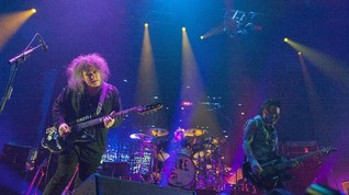 Radiohead dan The Cure Masuk Daftar Rock & Roll Hall of Fame
