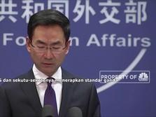 China Geram AS Tuding Huawei Sebagai Mata-Mata