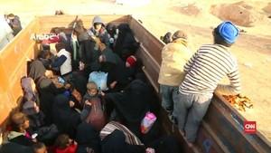 VIDEO: Militan Asing Jadi Bom Waktu Saat ISIS Nyaris Tumbang