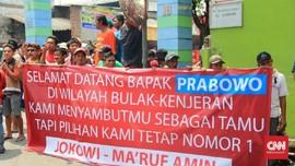 TKD Jokowi Jatim Bantah Mobilisasi Massa untuk Adang Prabowo